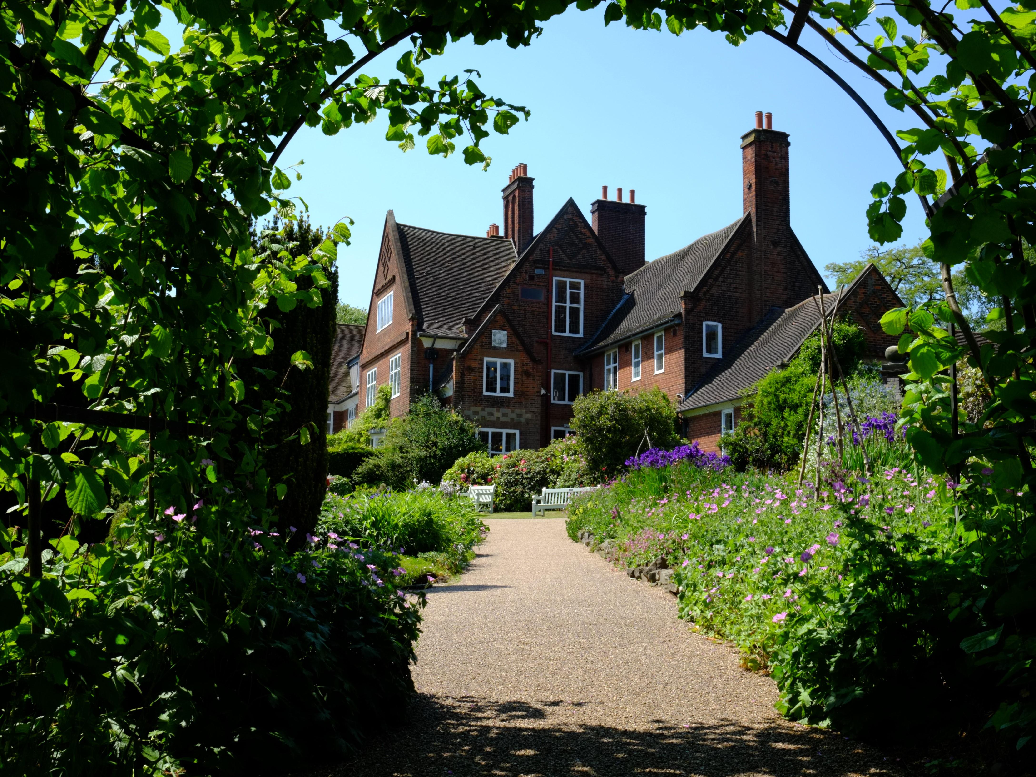 2018 Winterbourne House and Garden - Rare Plant Fair
